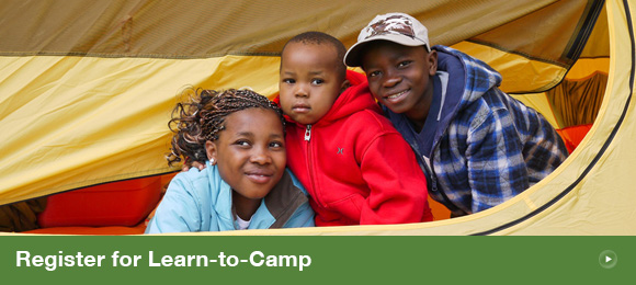Register for Learn-to-Camp