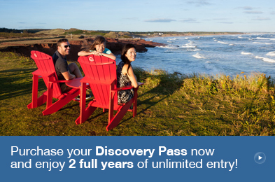 2016 Discovery Passes are valid for 2 full years!