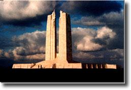 Le monument commémoratif national de la crête de Vimy
