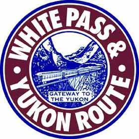 White Pass and Yukon Route Railway Logo