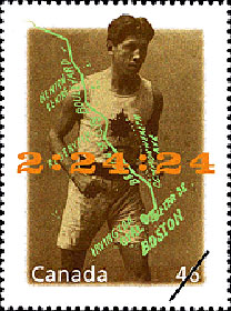 Tom Longboat: Great Marathon Man