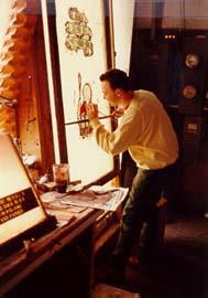 Les ateliers des McCausland en 1990, Toronto