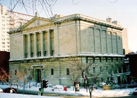Temple Masonique de MOntréal