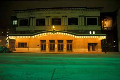 parks canada pantages playhouse theatre national historic site of