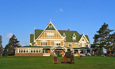 Parks Canada - Dalvay-by-the-Sea Hotel