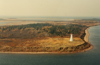 Parks Canada - Cape Jourimain Lighthouse