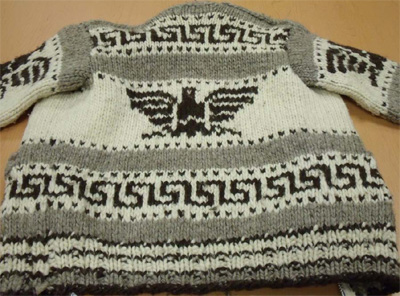 87efdcb53 Parks Canada - Coast Salish Knitters and the Cowichan Sweater ...