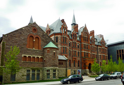 Parks Canada - Royal Conservatory of Music National Historic