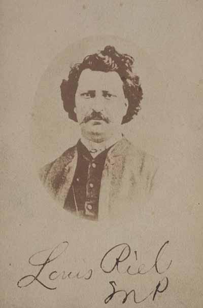 Parks Canada - Riel, Louis National Historic Person