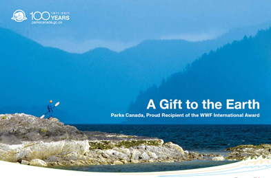 Parks Canada's Gift to the Earth