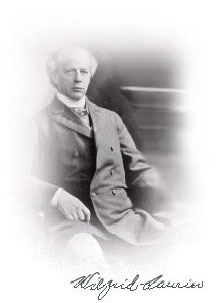 The Right Honourable Sir Wilfred Laurier
