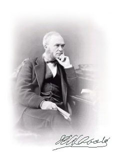 Photograph of the Honourable Sir John Joseph Caldwell Abbott