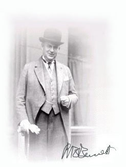 The Right Honourable Richard Bedford Bennett
