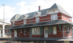 Joliette Railway Station (QC)