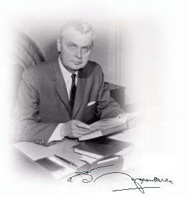 The Right Honourable George John Diefenbaker