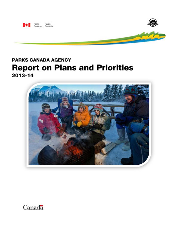 Report on Plans and Priorities 2013-2014