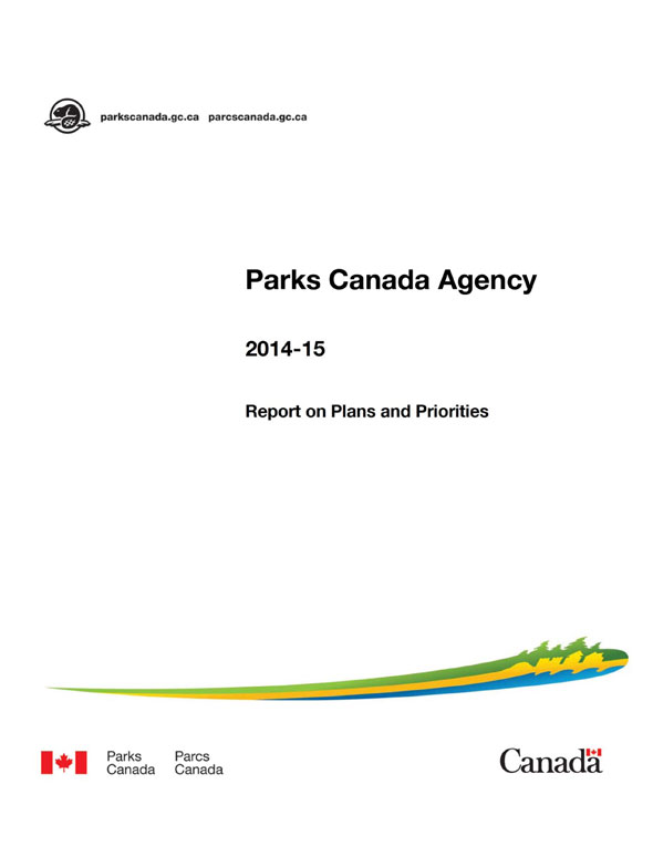 2014-15 Report on Plans and Priorities
