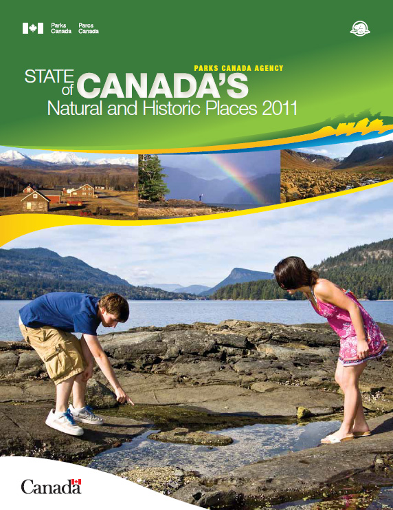 The state of Canada's natural and historic places 2011