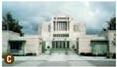 Temple of the Church of Jesus Christ of Latter Day Saints - Cardston, Alberta