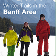 Winter Trails in the Banff Area - Banff National Park