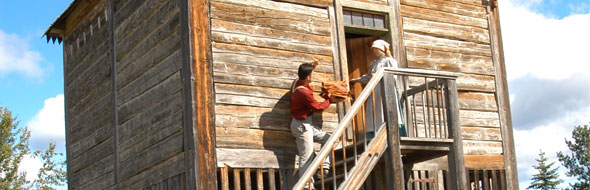 Featured Activities in Fort St. James National Historic Site