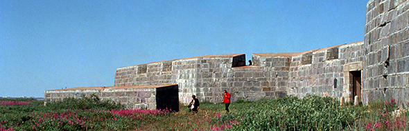 Activities at Prince of Wales Fort National Historic Site © Parks Canada