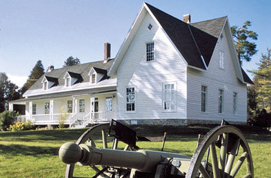 Sir John Johnson House National Historic Site of Canada