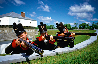 Fort Wellington National Historic Site of Canada