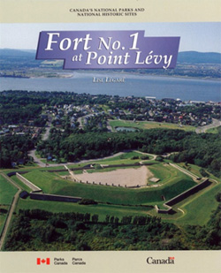 Brochure Fort no1 at Point Lévy