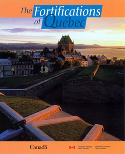 Brochure: The Fortifications of Québec