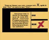 French ballot