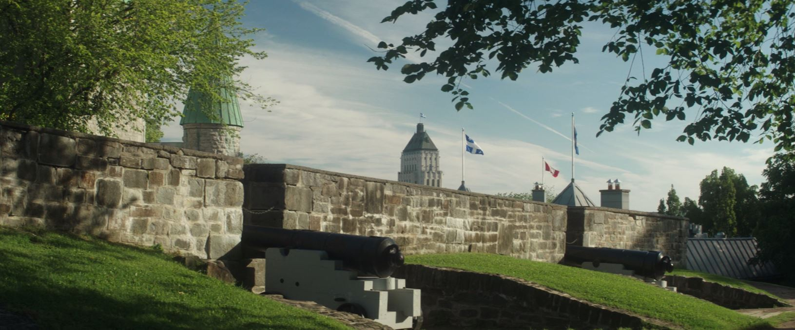 Parks Canada, Guardian of the Fortifications of Québec - For centuries, these walls have protected us at time of conflict. Today, it is our turn to protect, maintain and restore them for the generations to come.