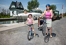 The canal's path, an accessible route for all!