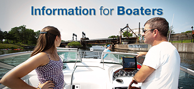 Information for Boaters