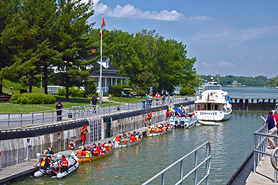 Saint-Ours Canal National Historic Site
