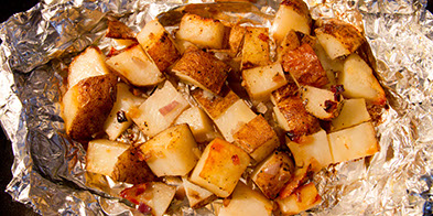 Fire Roasted Potatoes