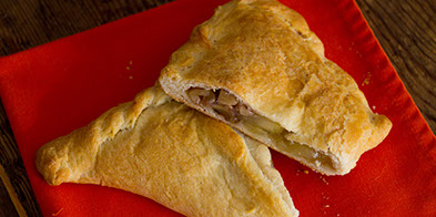 Campfire Apple Turnovers