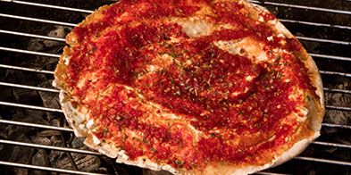 Thin Crust Gourmet Pizza