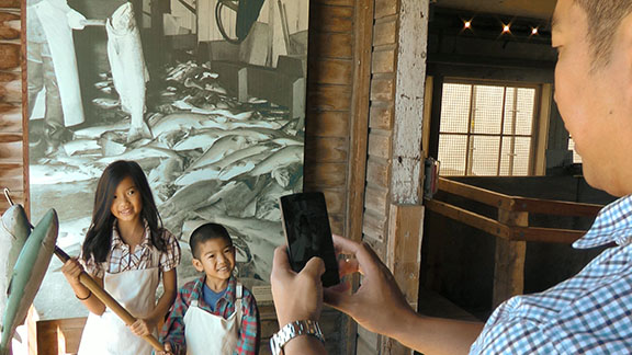 Bring your family to Gulf of Georgia Cannery National Historic Site and learn about history the fun way! Please visit www.pc.gc.ca/gulfofgeorgiacannery for more information.