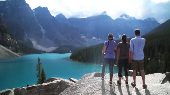 Come experience Banff National Park! Hiking, mountain biking, canoeing, swimming in hot springs... this place's got it all!