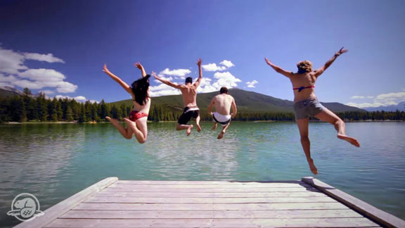 Come experience Jasper National Park! Swimming, hiking, mountain biking, kayaking... this place got it all!