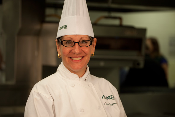 Chef Cindy Toffanello