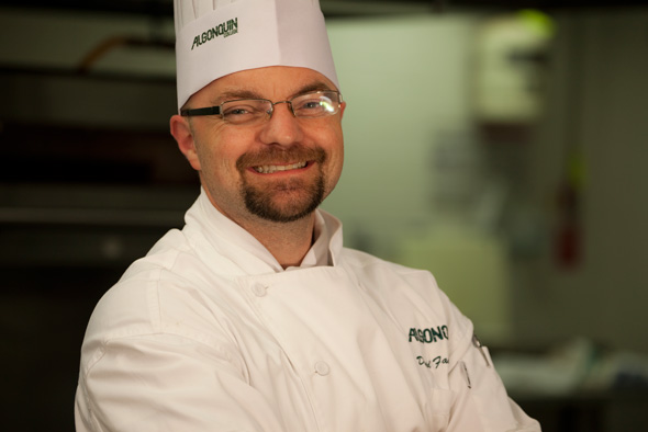 Chef David Fairbanks