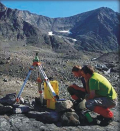 The ground truth is out there: monitoring in Torgat Mountains National Park