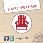 Share the chair!