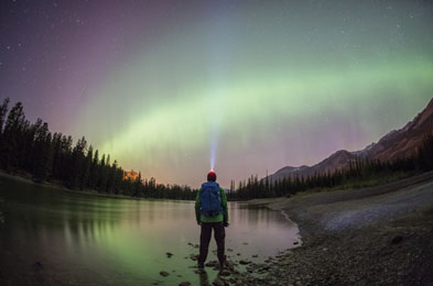 Welcome to Jasper National Park's Dark Sky Preserve
