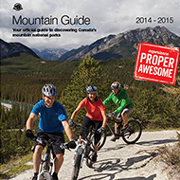 Parks Canada Mountain Guide