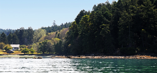 Roesland Extension - North Pender Island