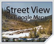 Street View for Google Maps