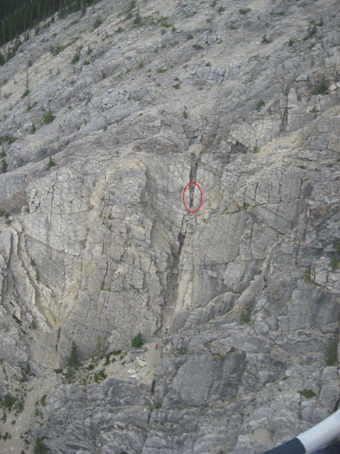 Sulphur Skyline Mountain Sling Rescue